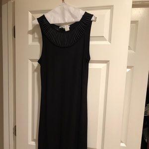 Lily Black Aline Dress